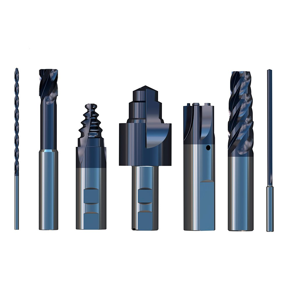 SPECIAL SOLID CARBIDE CUTTING TOOLS